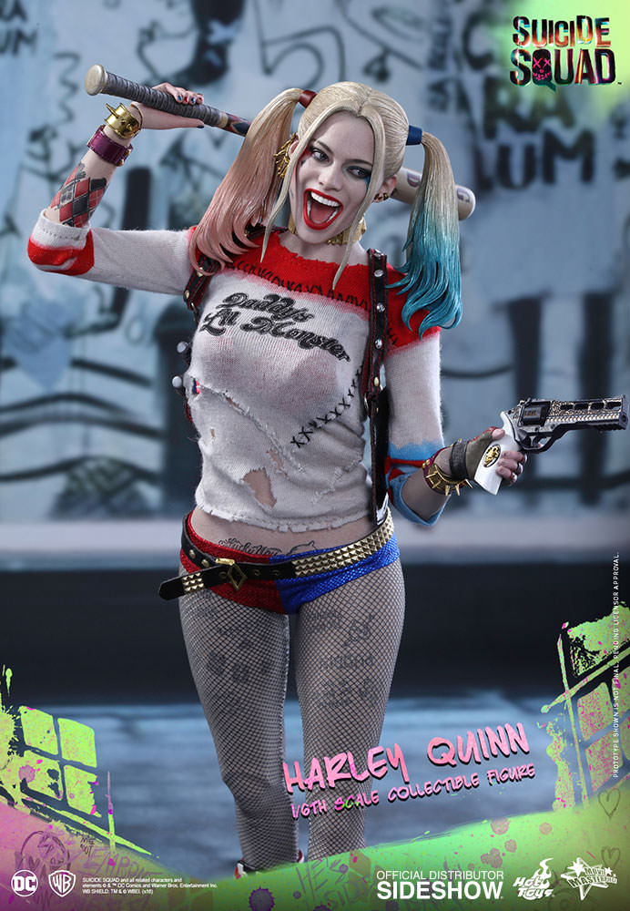 Dc Comics Harley Quinn Sixth Scale Figure By Hot Toys Sideshow
