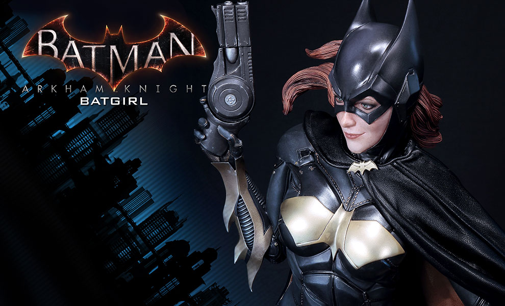 Gallery Feature Image of Batgirl Statue - Click to open image gallery