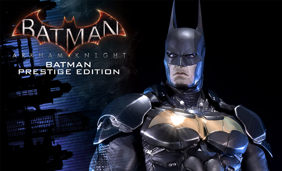 Gallery Feature Image of Batman Prestige Edition Statue - Click to open image gallery