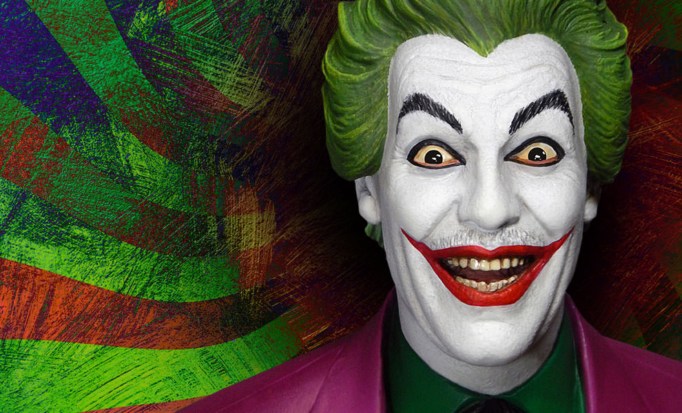 Gallery Feature Image of The Joker 1966  Maquette - Click to open image gallery