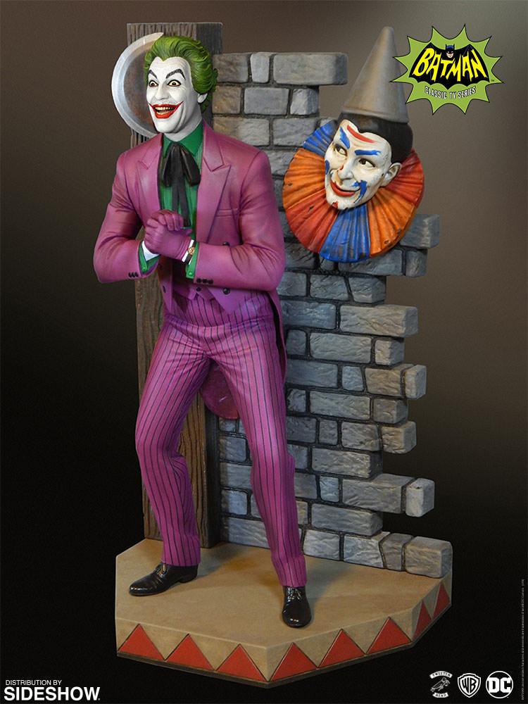 Action- & Spielfiguren DC Comics 1966 Batman Joker