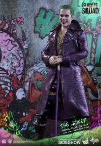 Gallery Image of The Joker Purple Coat Version Sixth Scale Figure
