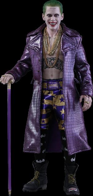 The Joker Purple Coat Version Sixth Scale Figure