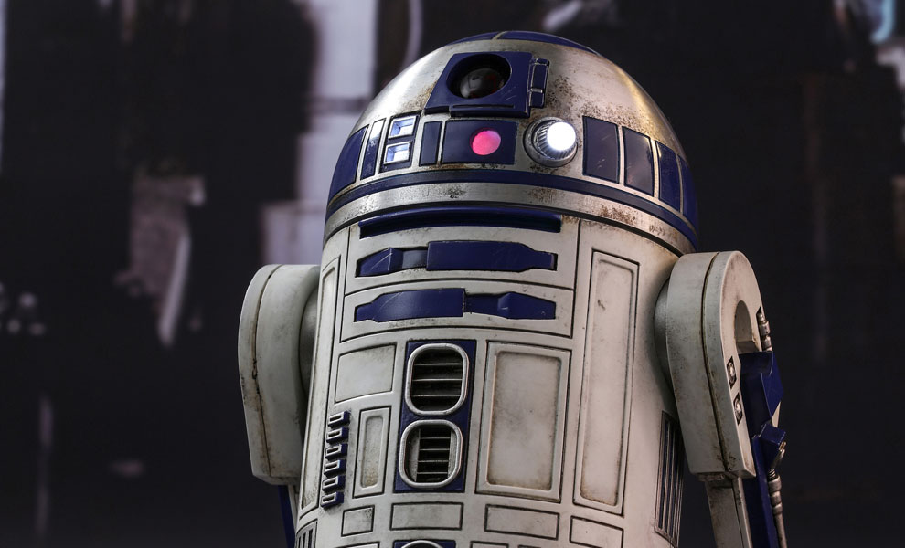 Gallery Feature Image of R2-D2 Sixth Scale Figure - Click to open image gallery