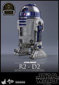 Gallery Image of R2-D2 Sixth Scale Figure