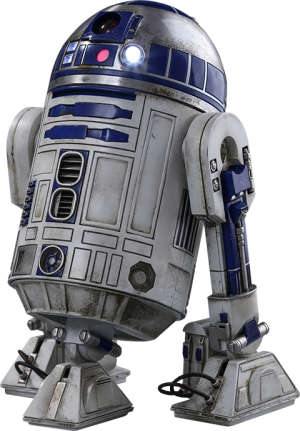 R2-D2 Sixth Scale Figure