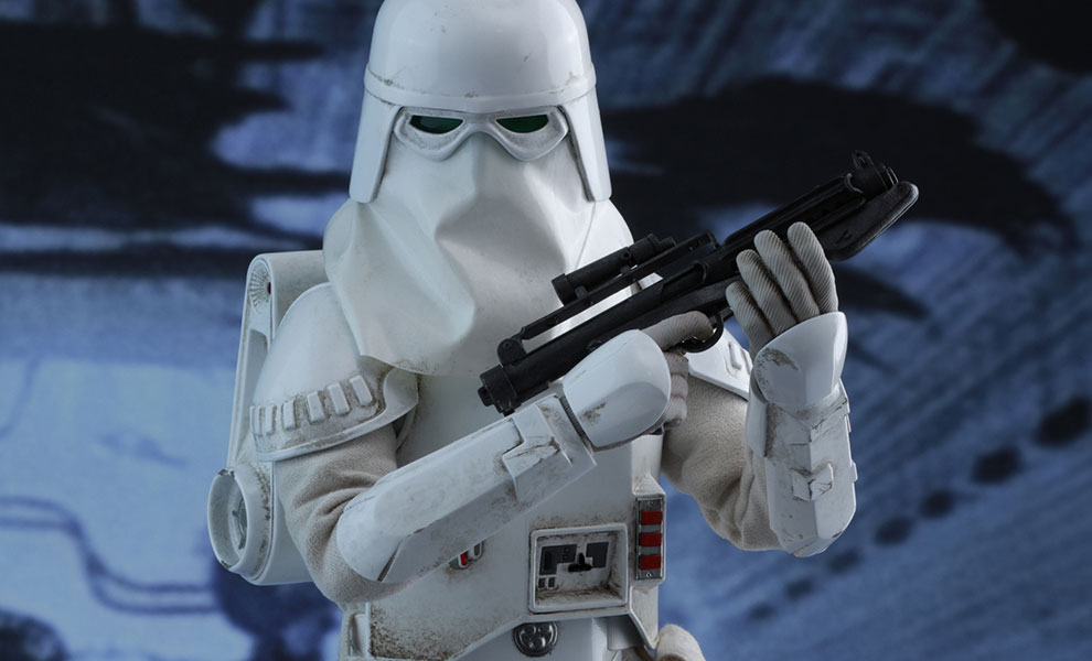 Gallery Feature Image of Snowtrooper Sixth Scale Figure - Click to open image gallery