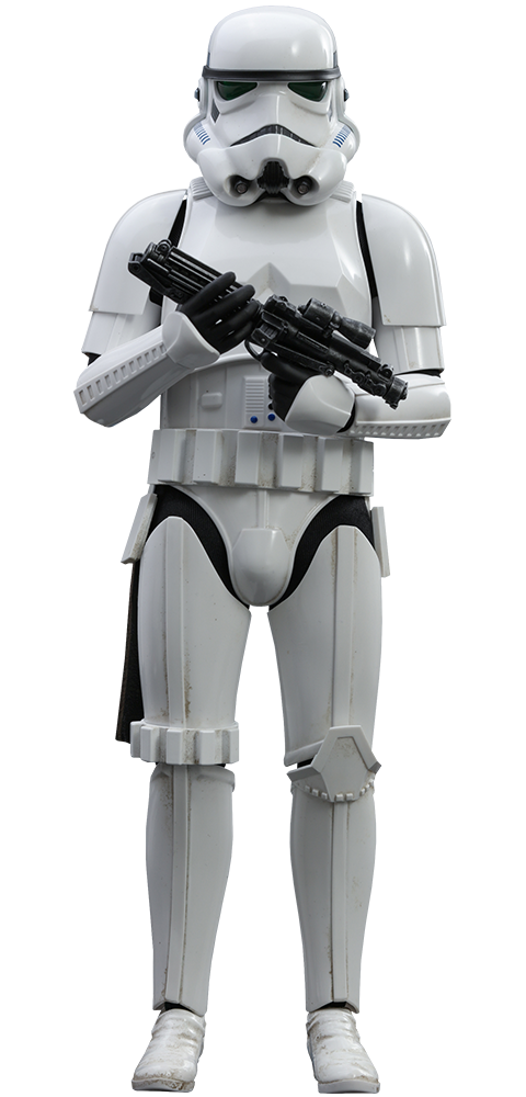 Hot Toys Stormtrooper Deluxe Version Sixth Scale Figure