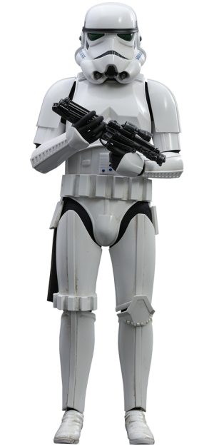 Stormtrooper Deluxe Version Sixth Scale Figure