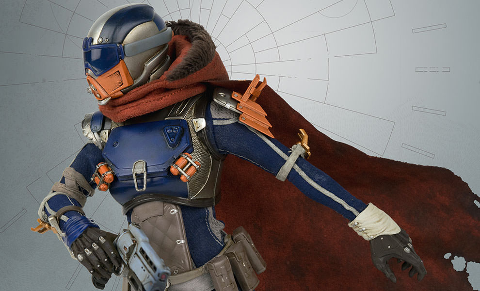 Gallery Feature Image of Hunter Sixth Scale Figure - Click to open image gallery