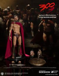 Gallery Image of King Leonidas Sixth Scale Figure