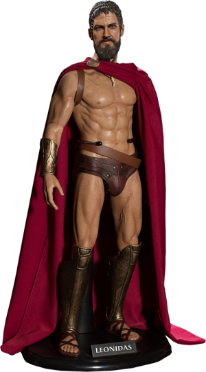 King Leonidas Sixth Scale Figure