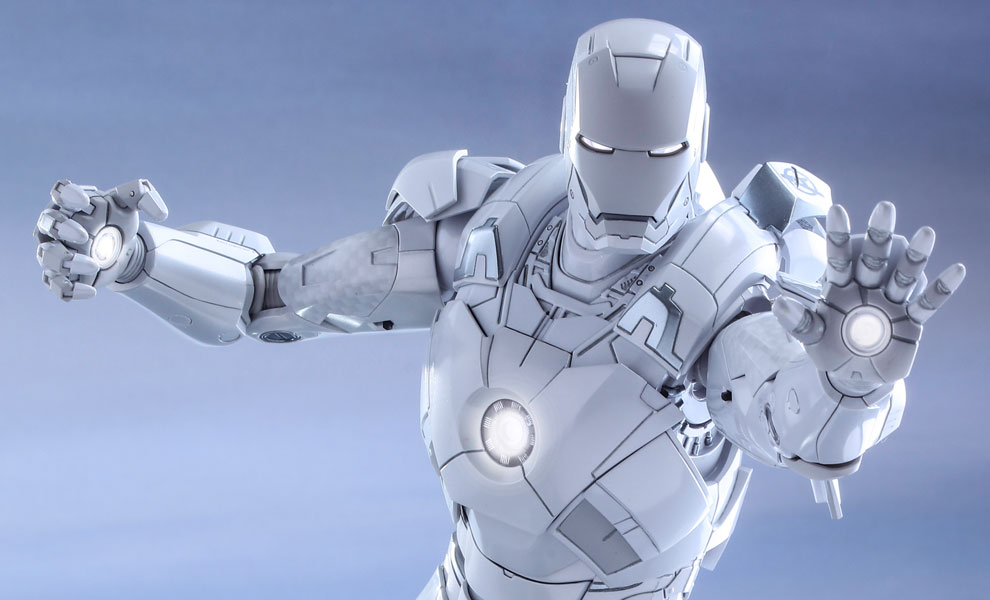 Gallery Feature Image of Iron Man Mark VII Sub-Zero Version Sixth Scale Figure - Click to open image gallery
