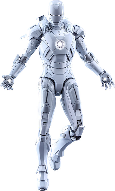 Hot Toys Iron Man Mark VII Sub-Zero Version Sixth Scale Figure