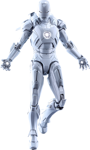 Iron Man Mark VII Sub-Zero Version Sixth Scale Figure