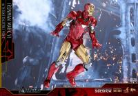Gallery Image of Iron Man Mark VI Sixth Scale Figure