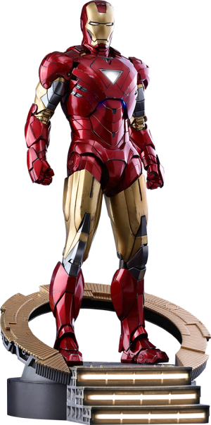 Iron Man Mark VI Sixth Scale Figure