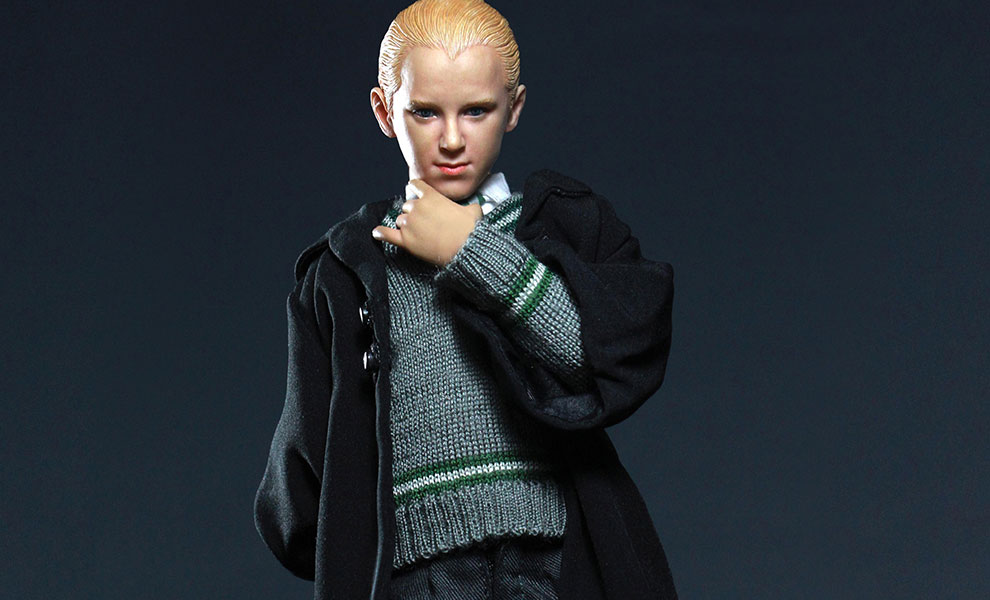 Gallery Feature Image of Draco Malfoy Uniform Version Sixth Scale Figure - Click to open image gallery