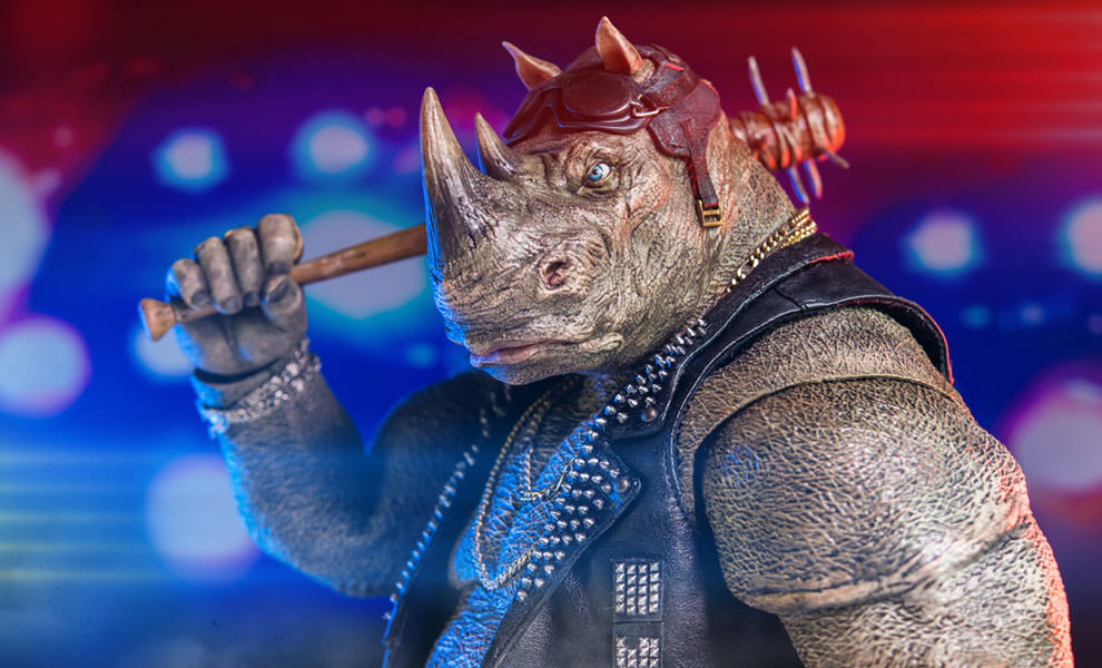 Gallery Feature Image of Rocksteady Sixth Scale Figure - Click to open image gallery