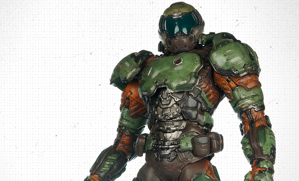 Gallery Feature Image of The Doom Marine Sixth Scale Figure - Click to open image gallery