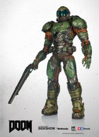 Gallery Image of The Doom Marine Sixth Scale Figure