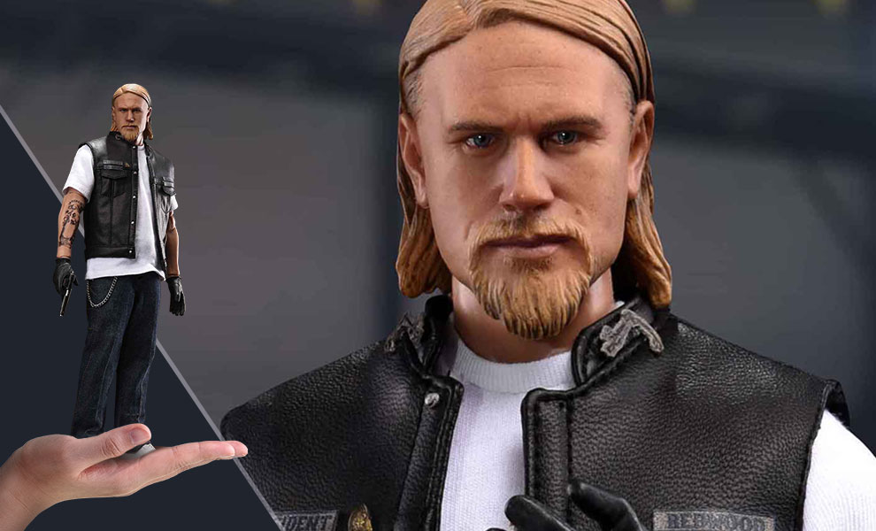 Gallery Feature Image of Jax Teller Sixth Scale Figure - Click to open image gallery