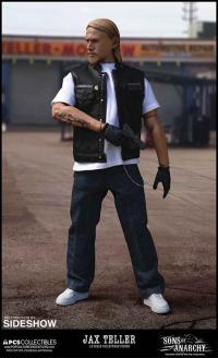 Gallery Image of Jax Teller Sixth Scale Figure