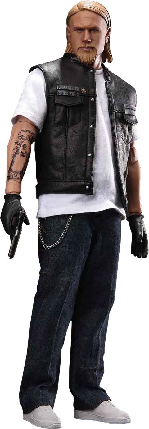 PCS Collectibles Jax Teller Sixth Scale Figure