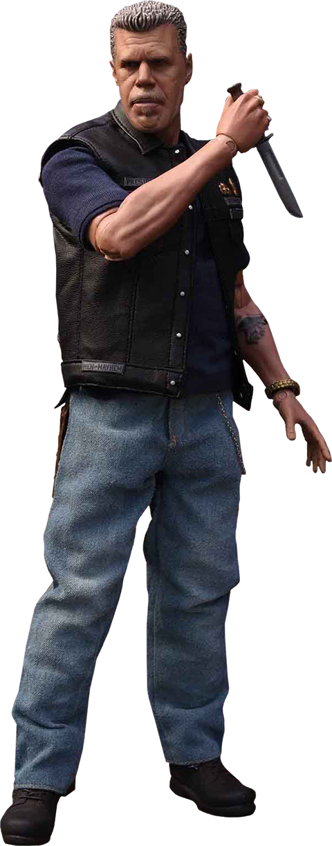 Pop Culture Shock Clay Morrow Sixth Scale Figure