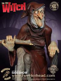 Gallery Image of The Old Witch  Maquette