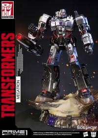 Gallery Image of Megatron Transformers Generation 1 Statue