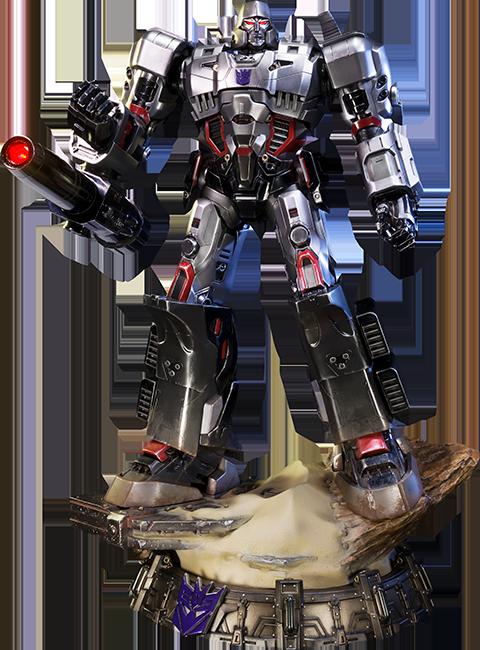 Prime 1 Studio Megatron Transformers Generation 1 Statue