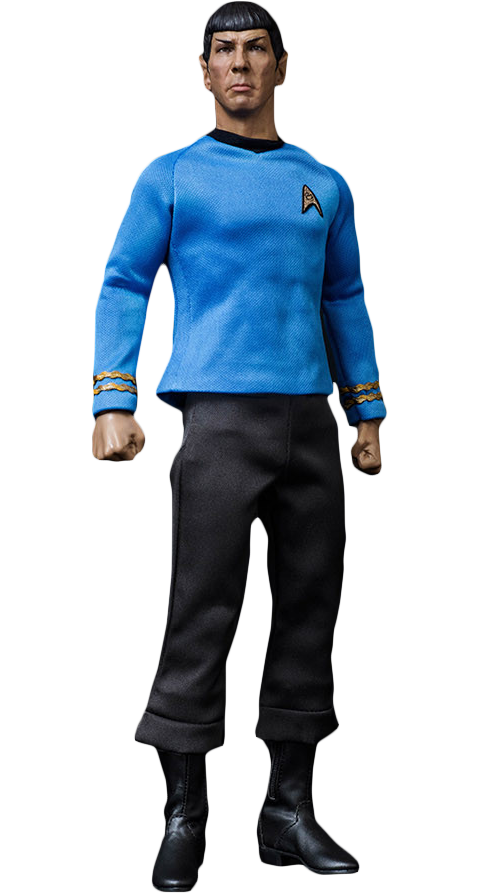 Quantum Mechanix Spock Sixth Scale Figure