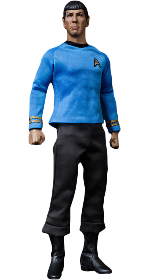 Spock Sixth Scale Figure