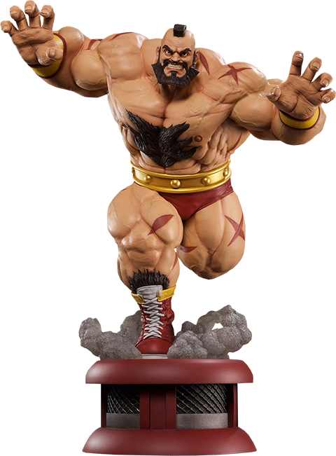 PCS Collectibles Zangief Statue