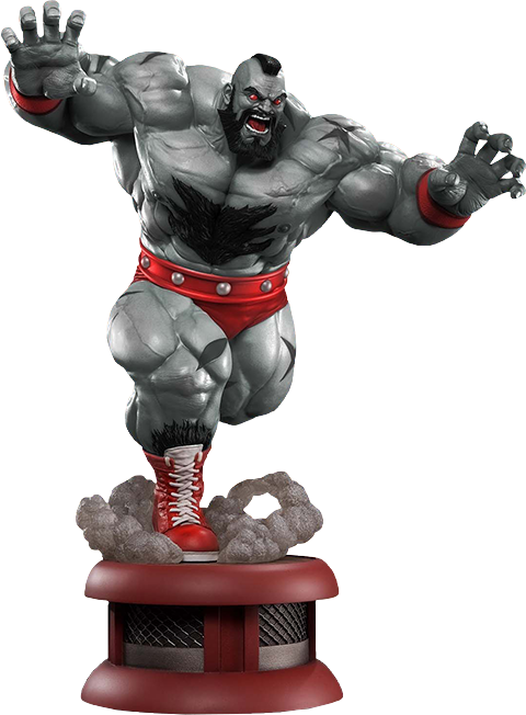 PCS Collectibles Zangief Mech Statue