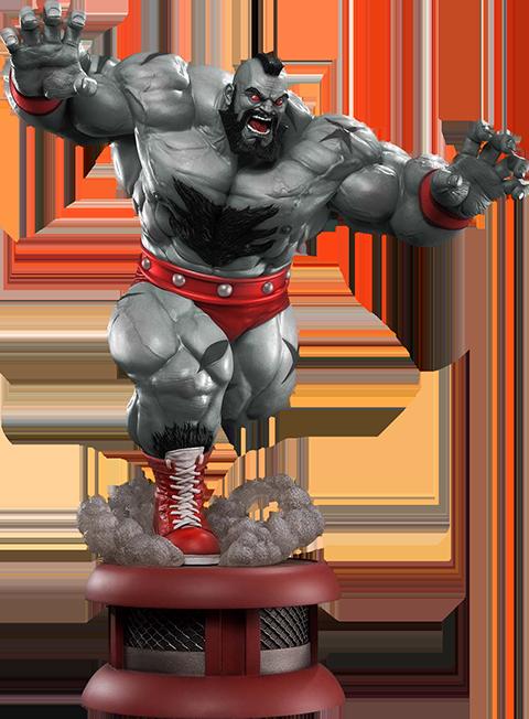 Pop Culture Shock Zangief Mech Statue