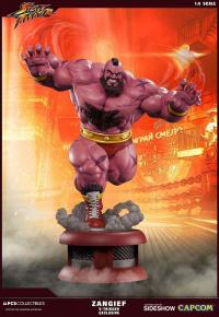 Gallery Image of Zangief V-Trigger Statue