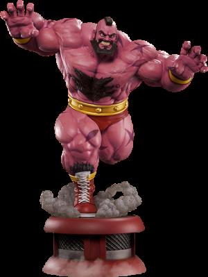 Zangief V-Trigger Statue