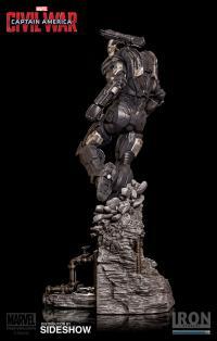 Gallery Image of War Machine Polystone Statue