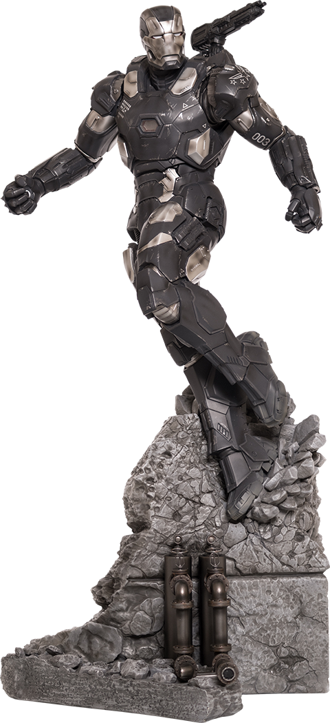 Iron Studios War Machine Polystone Statue