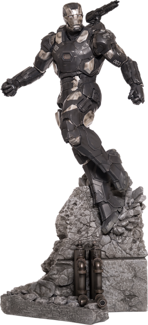 War Machine Polystone Statue