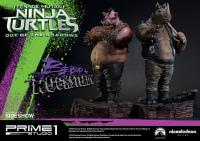 Gallery Image of Bebop Rocksteady Polystone Statue
