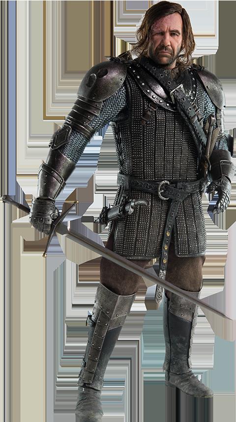 Threezero Sandor Clegane The Hound Sixth Scale Figure
