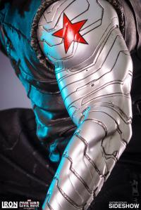 Gallery Image of Winter Soldier Polystone Statue