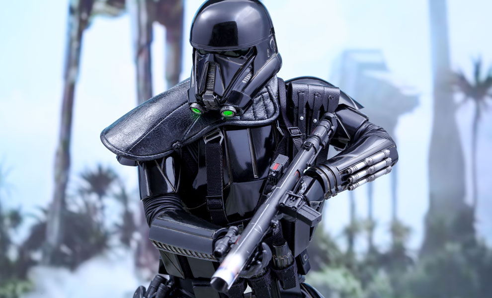 Gallery Feature Image of Death Trooper Specialist Sixth Scale Figure - Click to open image gallery