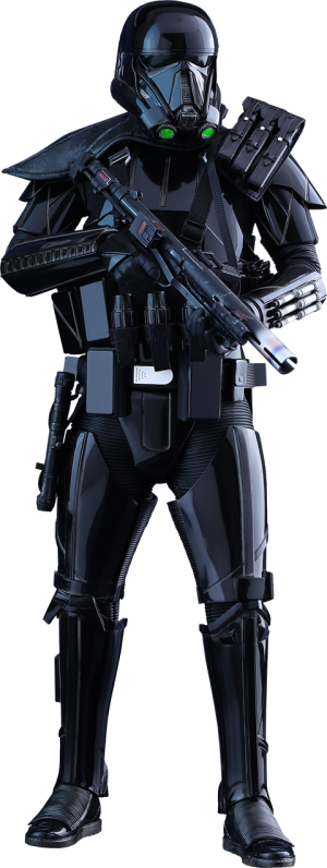 Death Trooper Specialist Sixth Scale Figure
