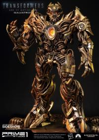 Gallery Image of Galvatron Gold Version Statue