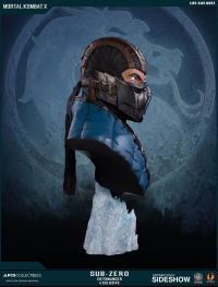 Gallery Image of Sub-Zero Cryomancer Life-Size Bust