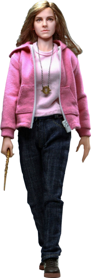 Hermione Granger Teenage Version Sixth Scale Figure